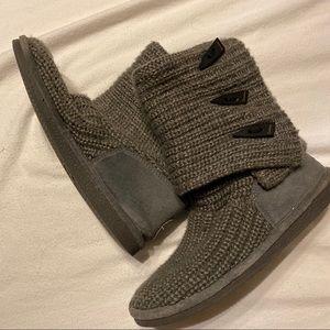 BEARPAW knit boots